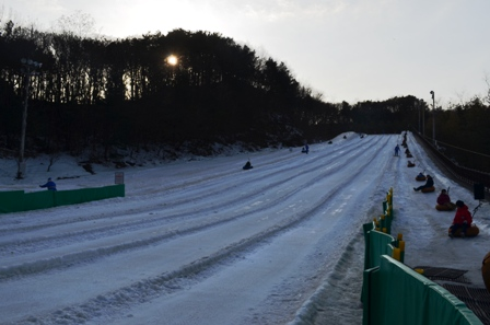 Everland Eiger rope tow