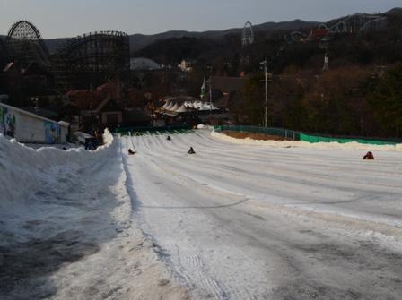 Everland Jungfrau sled run