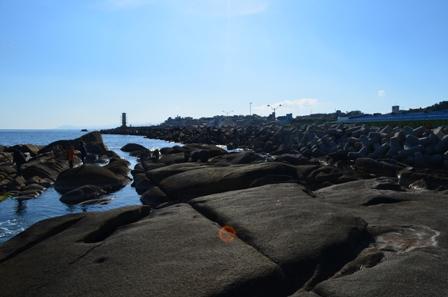Gangneung Sodol Beach