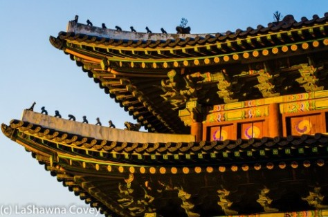 Changdeokgung Palace by day and night-21