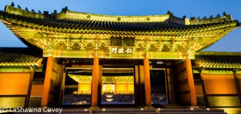 Changdeokgung Palace by day and night-22