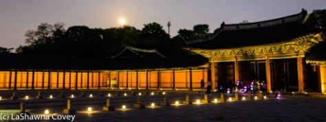 Changdeokgung Palace by day and night-25