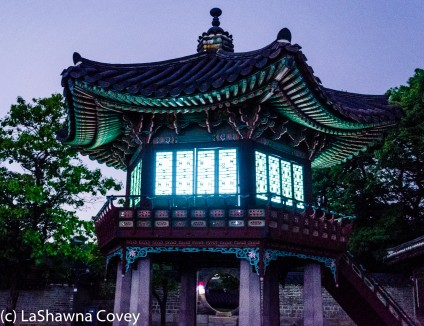 Changdeokgung Palace by day and night-28
