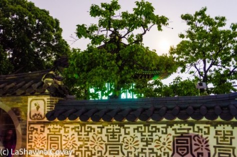 Changdeokgung Palace by day and night-29