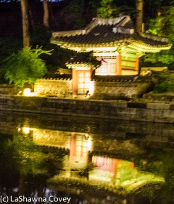 Changdeokgung Palace by day and night-34