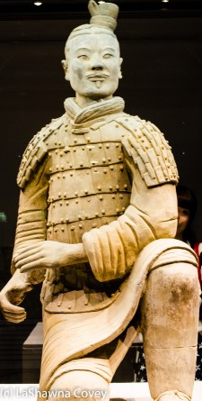 Terra Cotta Warrior archer
