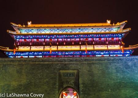 Xian City Walls-17