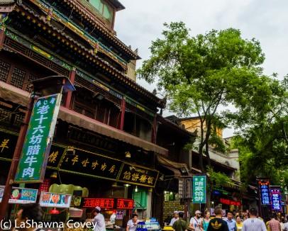 Xian Muslim Quarter-2