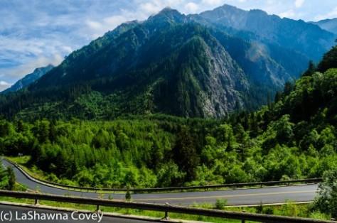 Jiuzhaigou Overview-5