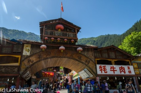 Jiuzhaigou Shu Zheng Valley-2