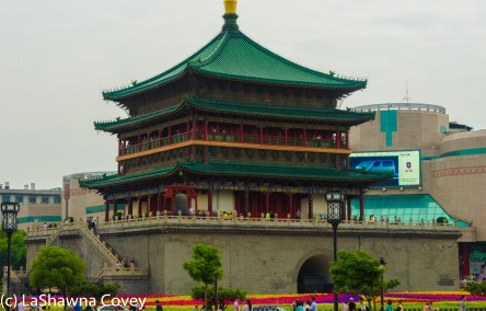 Xian Temples, Towers and Pagodas-1