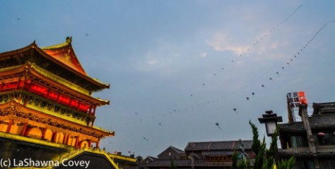Xian Temples, Towers and Pagodas-10