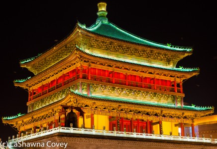 Xian Temples, Towers and Pagodas-12