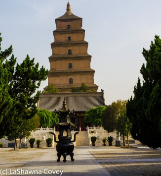 Xian Temples, Towers and Pagodas-13