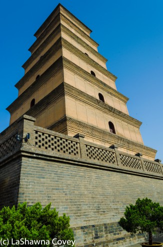 Xian Temples, Towers and Pagodas-19