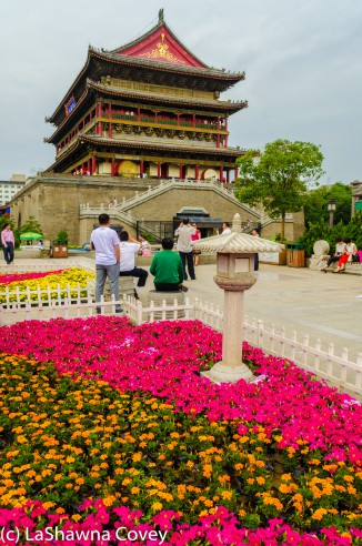 Xian Temples, Towers and Pagodas-2