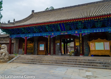 Xian Temples, Towers and Pagodas-3