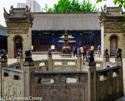 Xian Temples, Towers and Pagodas-6