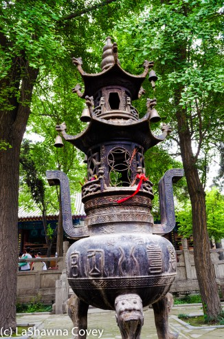 Xian Temples, Towers and Pagodas-7