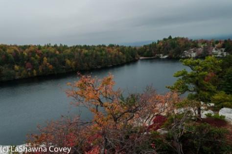 Hudson Valley hiking Old Minnewaska Trail-26