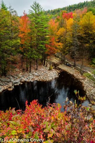 Hudson Valley hiking Old Minnewaska Trail-33