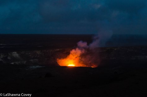 Big Island volcano viewing-13
