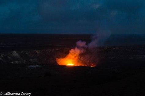 Big Island volcano viewing-13