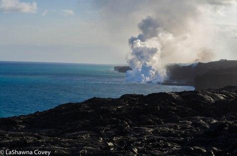 Big Island volcano viewing-17
