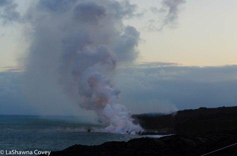 Big Island volcano viewing-18