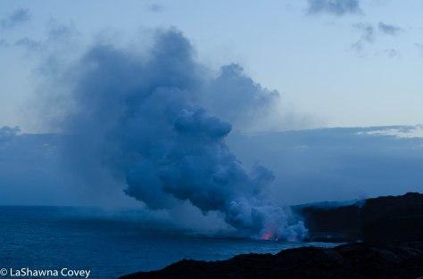 Big Island volcano viewing-19