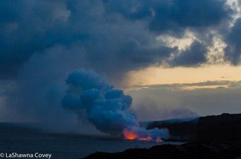 Big Island volcano viewing-21