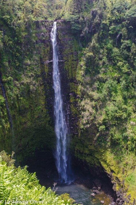 Big Island waterfalls and caves-2