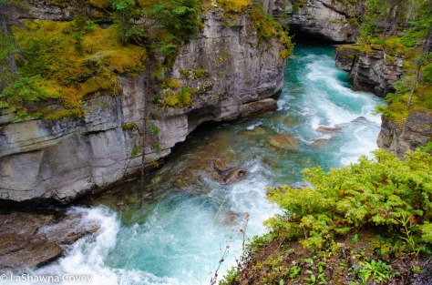 Maligne Canyon hike-10