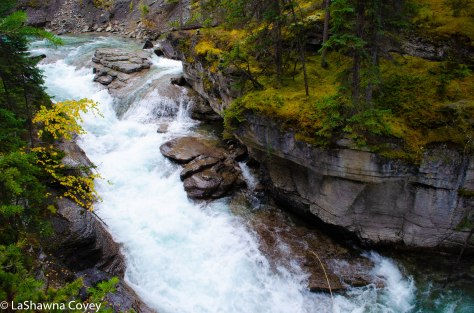 Maligne Canyon hike-11