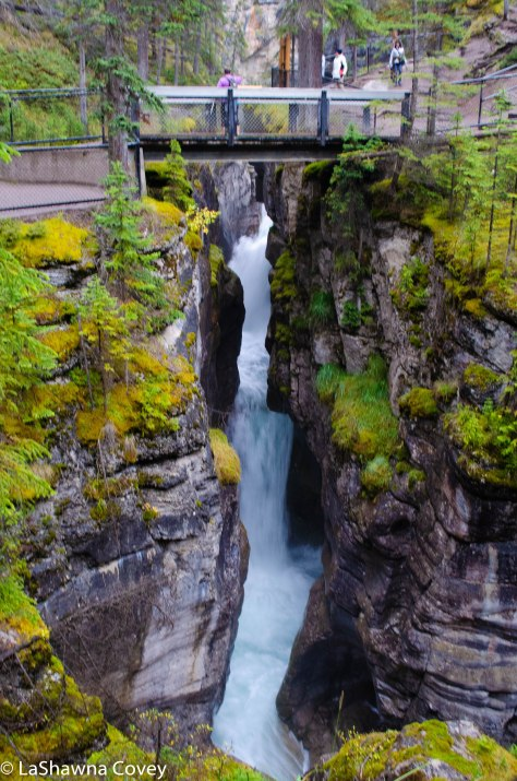 Maligne Canyon hike-14