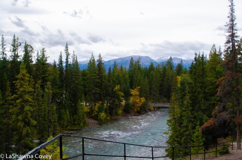 Maligne Canyon hike-4