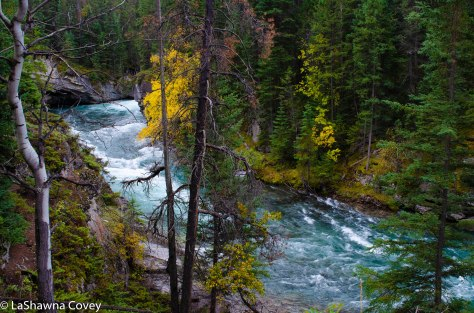 Maligne Canyon hike-5
