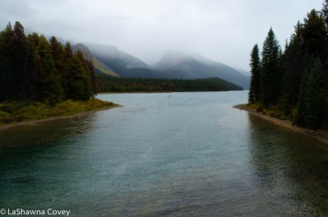 Maligne Lake-2